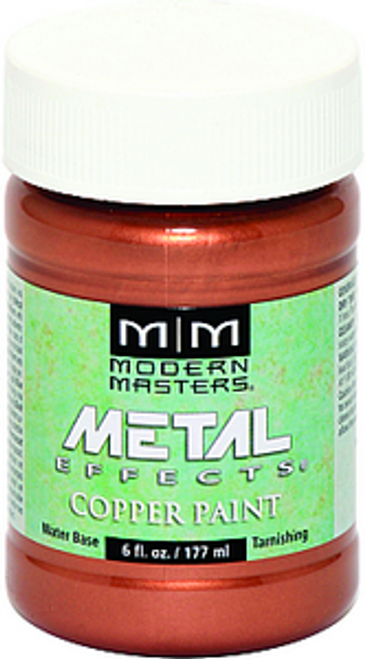 MODERN MASTERS ME149 6OZ COPPER REACTIVE METALLIC PAINT