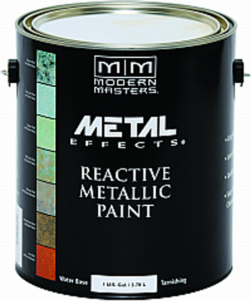 MODERN MASTERS ME149 1G COPPER REACTIVE METALLIC PAINT