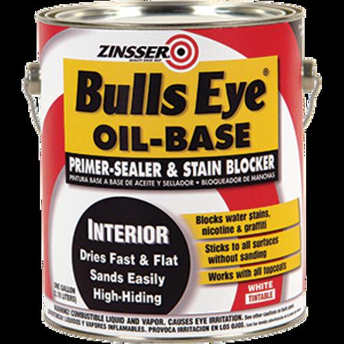 ZINSSER 03541 1G BULLS EYE OIL BASED PRIMER SEALER