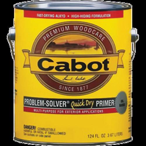 CABOT 8516 1G NEUTRAL BASE QUICK DRY PROBLEM SOLVER PRIMER 250 VOC