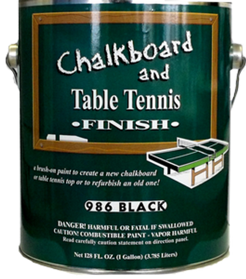 SHEFFIELD 6955 1G BLACK CHALKBOARD LATEX PAINT
