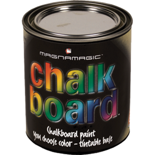 ASSOCIATED PAINT MAGCHBPT-4 QT TINTABLE CHALKBOARD PAINT