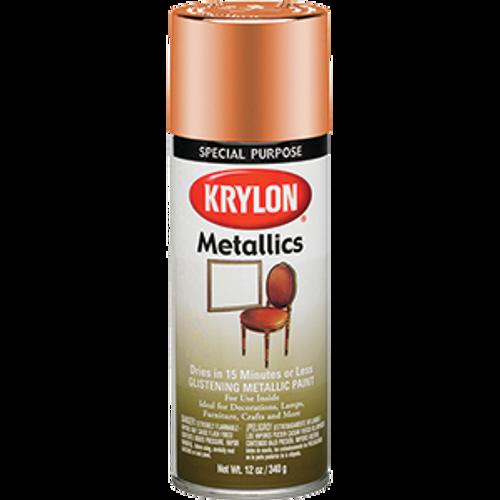 KRYLON 1709 12OZ COPPER METALLIC SPRAY