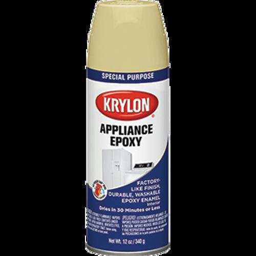 KRYLON 3202 12OZ ALMOND APPLIANCE SPRAY