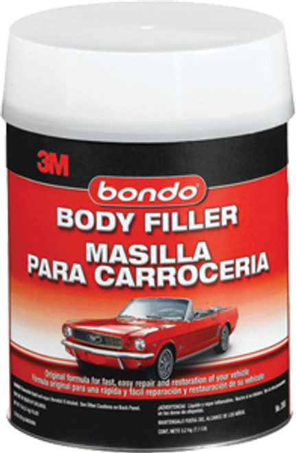 BONDO 00265 1G BODY FILLER WITH CAP