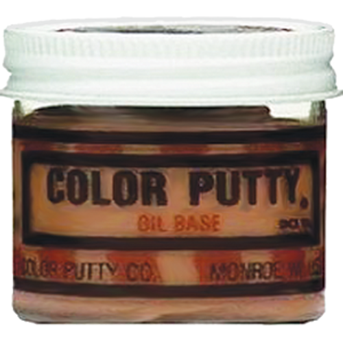 COLOR PUTTY 114 3.68OZ JAR MAPLE
