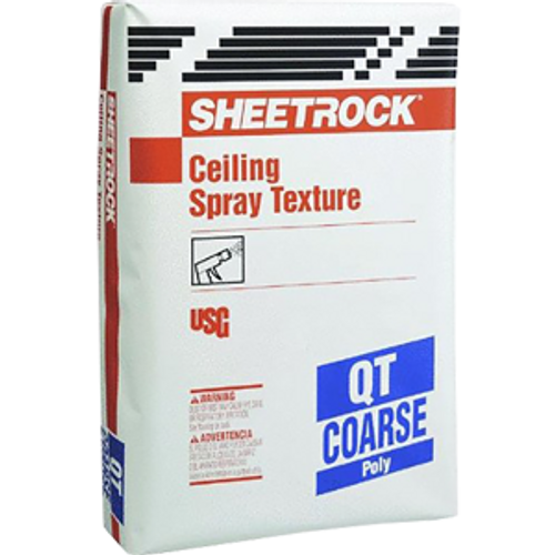 USG 540790060 40Lb Bag Qt Coarse Imperial Ceiling Texture Powder