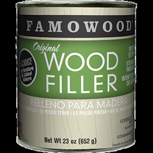 FAMOWOOD 36021134 PT RED OAK WOOD FILLER
