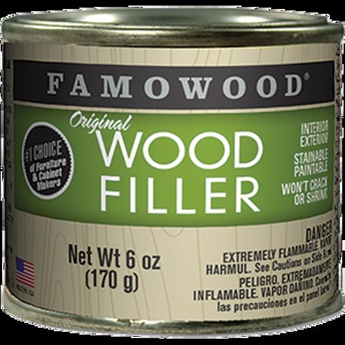 FAMOWOOD 36141100 .25PT ALDER WOOD FILLER