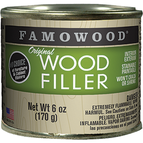 FAMOWOOD 36141106 .25PT BIRCH WOOD FILLER