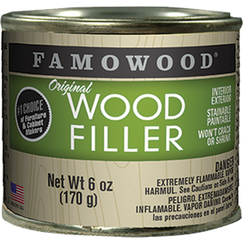 FAMOWOOD 36141130 .25PT PINE WOOD FILLER