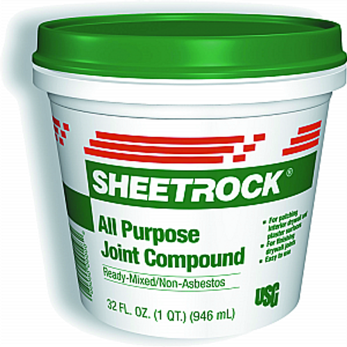 USG 380270 QT All PURPOSE JOINT COMPOUND GREEN LID