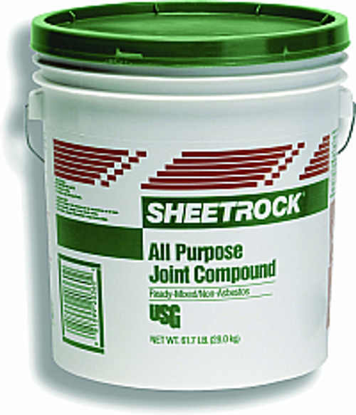 USG 380501 5G ALL PURPOSE JOINT COMPOUND GREEN LID