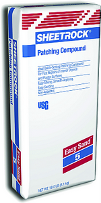 USG 384150 18LB BAG EASY SAND 5 MIN JOINT COMPOUND POWDER