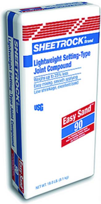 USG 384211 18LB BAG EASY SAND 90 MIN JOINT COMPOUND POWDER