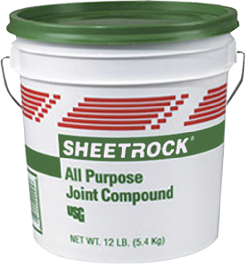 USG 385140 1G ALL PURPOSE JOINT COMPOUND GREEN LID