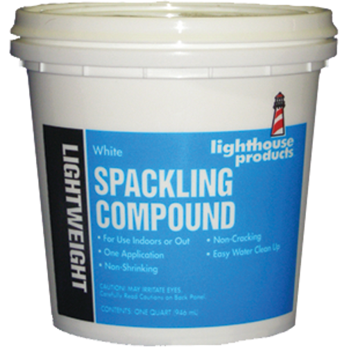 LIGHTHOUSE L422 .5PT LIGHTWEIGHT SPACKLING COMPOUND
