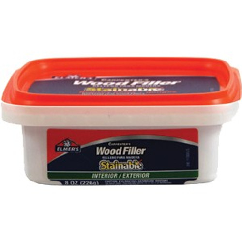 Elmers E890 .5Pt Carpenter Int/Ext Stainable Wood Filler