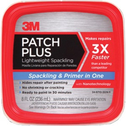 3M Ppp-8-BB 8 oz. Patch Plus Primer Spackling