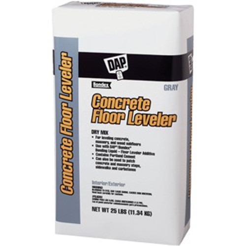 Dap 10416 25Lb Concrete Floor Leveler