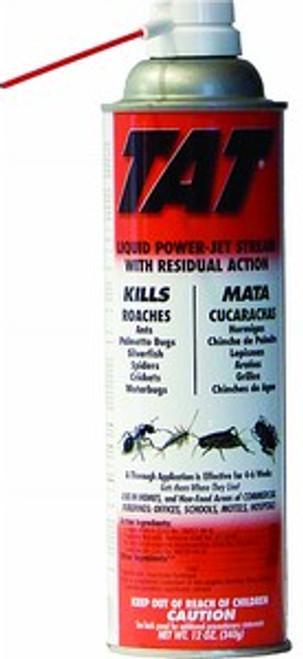 TAT HG-31112 12 oz. Ant & Roach Power Jet Stream