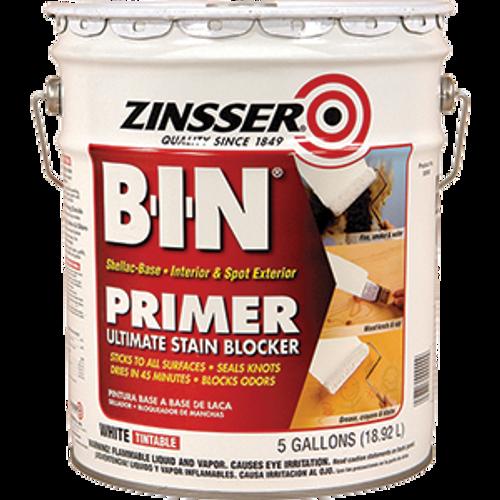 ZINSSER 00900 5G B-I-N PRIMER SEALER