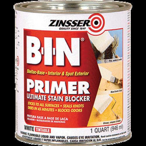 ZINSSER 00904 QT B-I-N PRIMER SEALER