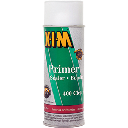 XIM 11015 16OZ 400C OPAQUE FLASH BOND PRIMER SEALER BONDER SPRAY