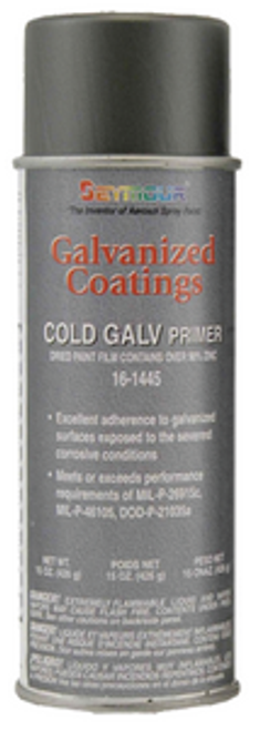 SEYMOUR 16-1445 16OZ COLD GALVINIZING PRIMER
