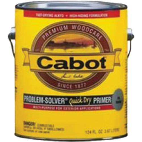 CABOT 8511 1G WHITE QUICK DRY PROBLEM SOLVER PRIMER 250 VOC