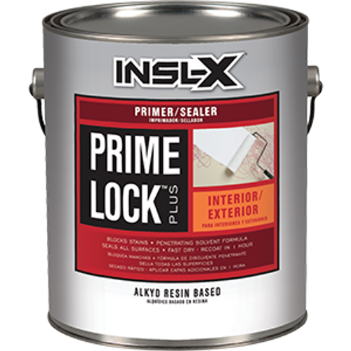 INSLX PS 8000 1G WHITE PRIME LOCK PLUS VOC ALKYD PRIMER SEALER STAIN KILLER