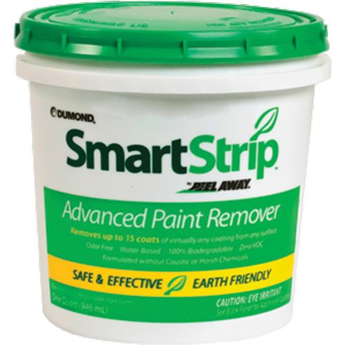 DUMOND CHEMICAL 3332 QT SMART STRIP PAINT AND VARNISH REMOVER