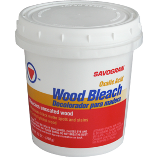SAVOGRAN 10501 12OZ WOOD BLEACH