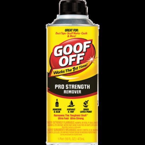 GOOF OFF FG654 16OZ POURABLE