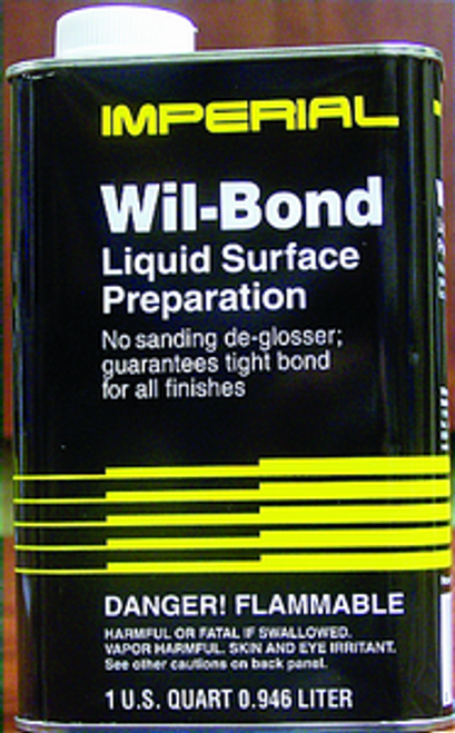 WILSON IMPERIAL 36064 QT WILBOND DEGLOSSER