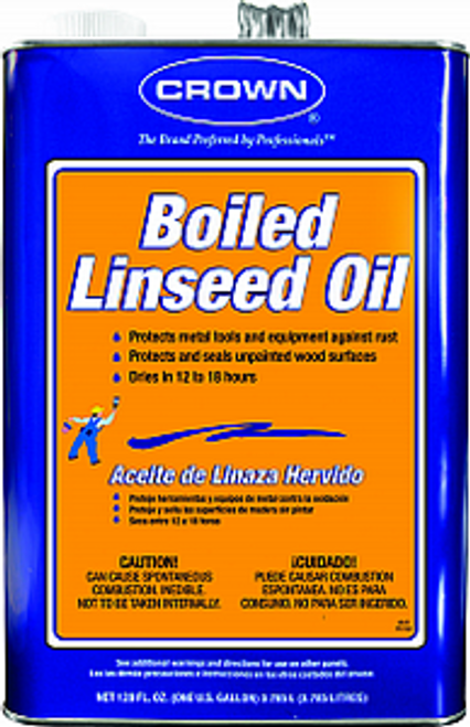 CROWN BL.M.41 1G BOILED LINSEED OIL