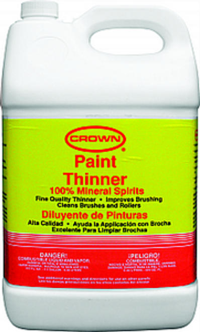 CROWN CR.PT.P.25 2.5G PAINT THINNER PLASTIC