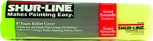 "SHURLINE 07010 9"" SMOOTH FOAM ROLLER"