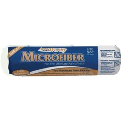 "Arroworthy 9MFR4 9"" Microfiber 9/16"" Nap Roller Cover"