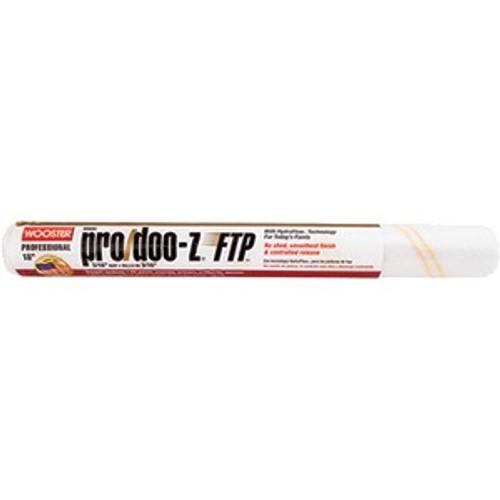 "Wooster RR665 18"" Pro/Doo-Z FTP 3/16"" Nap Roller Cover"
