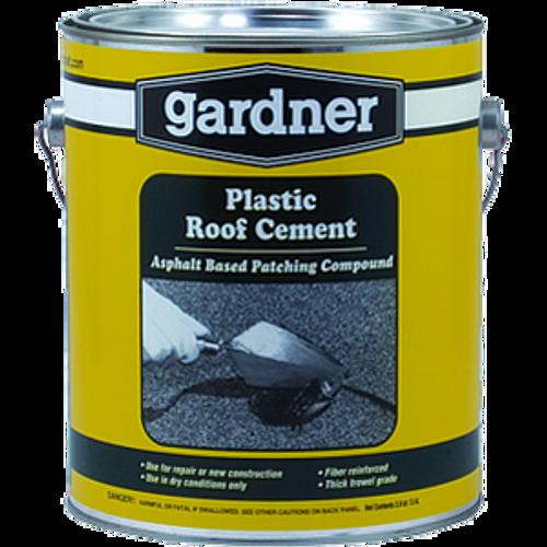 GARDNER GIBSON 0341-GA 1G PLASTIC ROOF CEMENT