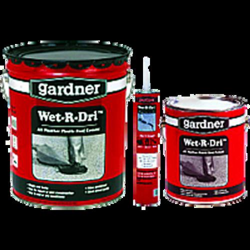 GARDNER GIBSON 0371-GA 1G WET-R-DRI ROOF CEMENT