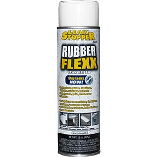 Gardner Gibson 0326-GA 15 oz. White Leak Stopper Rubber Flexx Spray Sealant