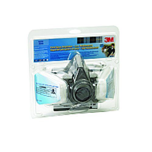 3M 6211PA1-A MED SPRAY PAINT RESPIRATOR