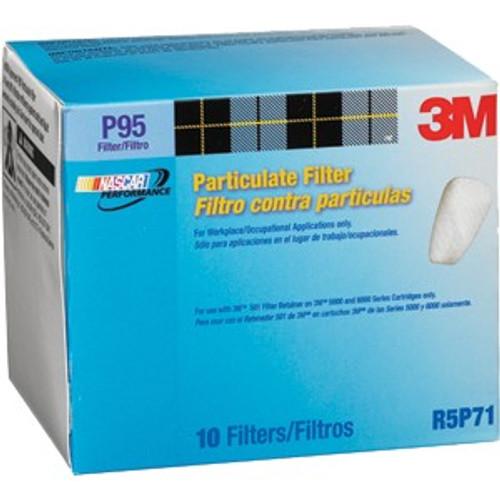 3M 5P71PB1-B P95 Particulate Filter 10Pk