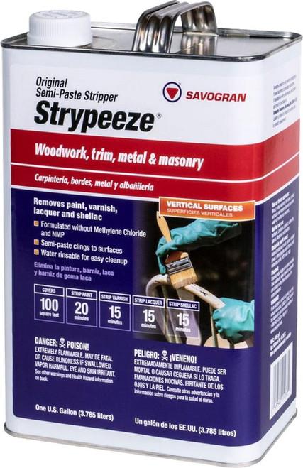 Savogran 01233 1G Strypeeze DCM & NMP FREE