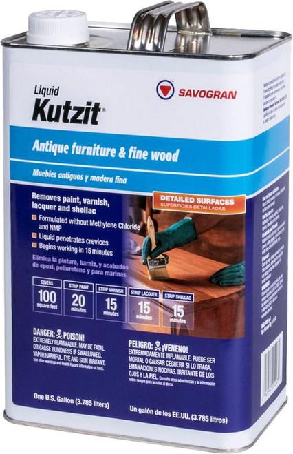 Savogran 01243 1G Kutzit DCM & NMP FREE - 4ct. Case