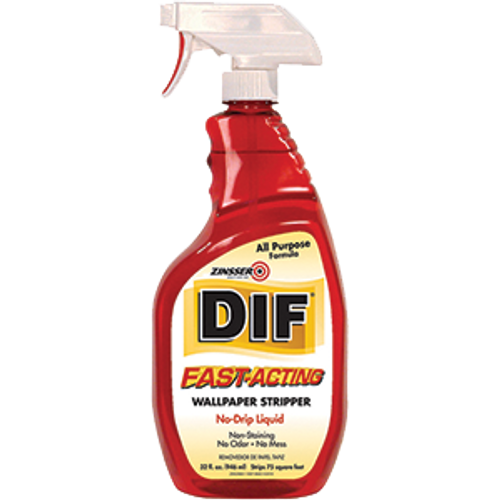 ZINSSER 02486 32OZ DIF SPRAY LIQUID RTU WALLPAPER STRIPPER