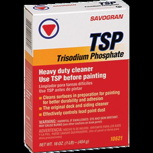 SAVOGRAN 10621 1LB TSP HEAVY DUTY CLEANER POWDER