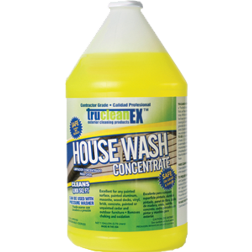 CFI 3115 1G TRUCLEANEX HOUSE WASH CLEANER CONCENTRATE
